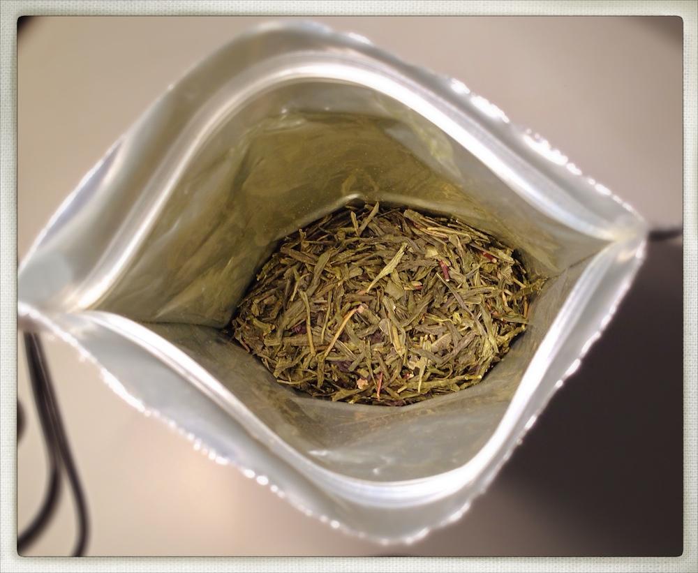 Green tea Cannon